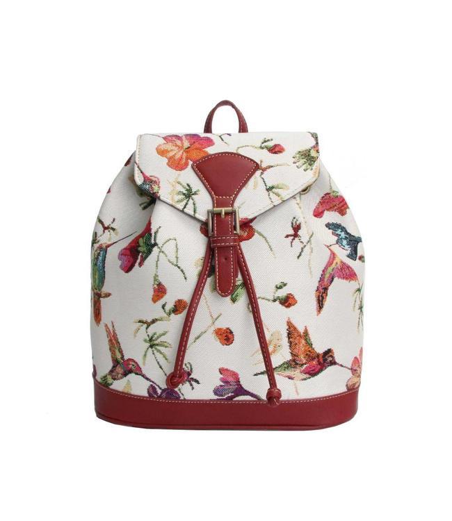 """Vintage Rucksack für Damen """"Kolibri"""""""