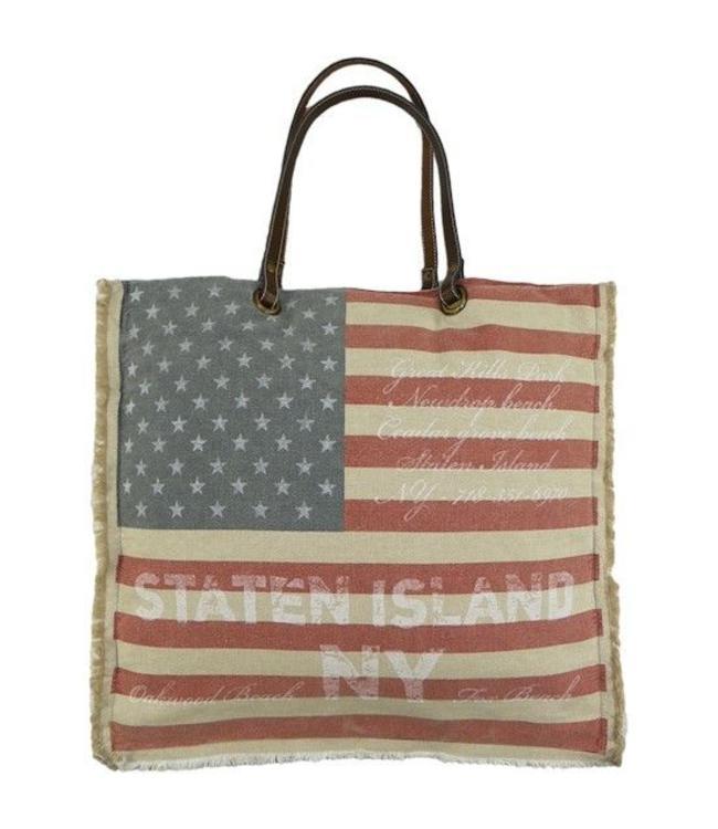 """Vintage Tasche """"Stars & Stripes"""""""