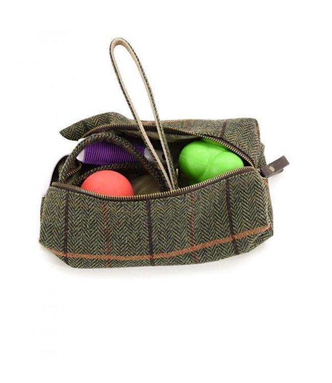Tweedmill Hunde-Accessoires Tasche, Tweed