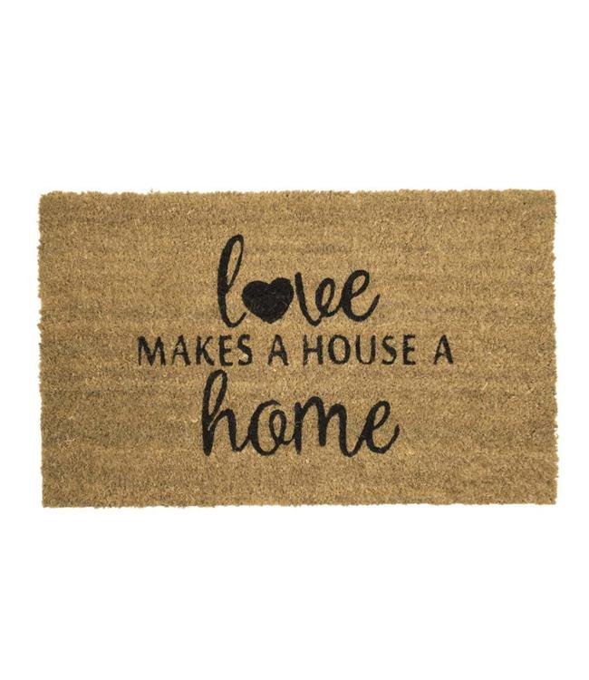 """Fußmatte Landhaus """"Love"""""""