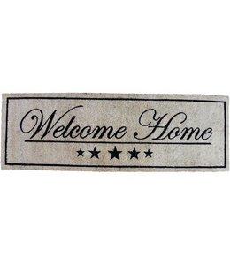 """Fußabstreicher """"Welcome Home"""""""