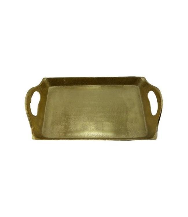 Tablett Gold 34 cm