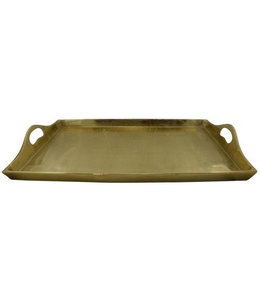 Tablett Gold 62 cm
