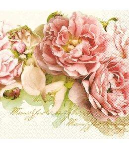 "Papierservietten ""Mary Roses"""
