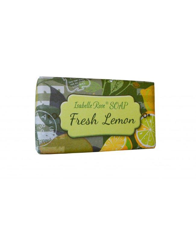 Naturseife Zitrone