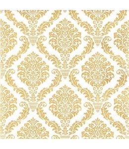 Papierservietten Gold-Elegant