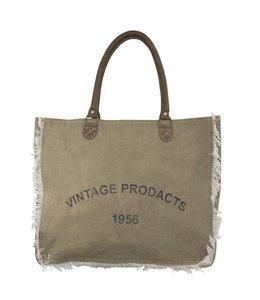 """Handtaschen Vintage Handtasche Landhausstil """"Vintage Prodacts"""""""