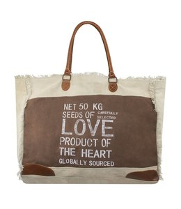 "Handtasche Landhausstil ""Love"""