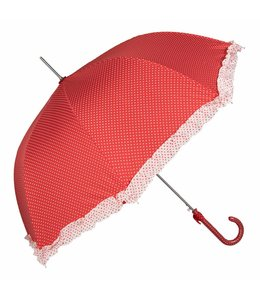 Clayre & Eef Regenschirm rot