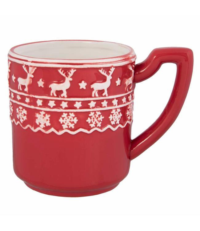 "Kaffeebecher ""Nordischer Winter"""