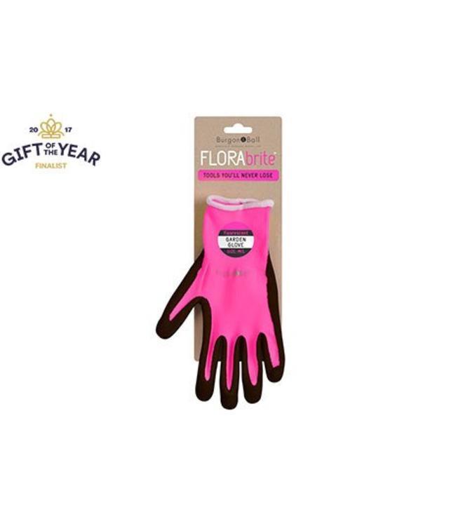 """Gartenhandschuhe """"FloraBrite"""" Pink"""