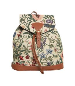 """Vintage Rucksack für Damen """"Morning Garden"""""""