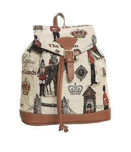 """Vintage Rucksack für Damen """"Royal Guard"""""""