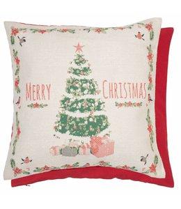 Kissen Weihnachtsbaum 45x45