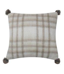 Kissen Vintage Kissenhülle Wolle ♥ Landhausstil