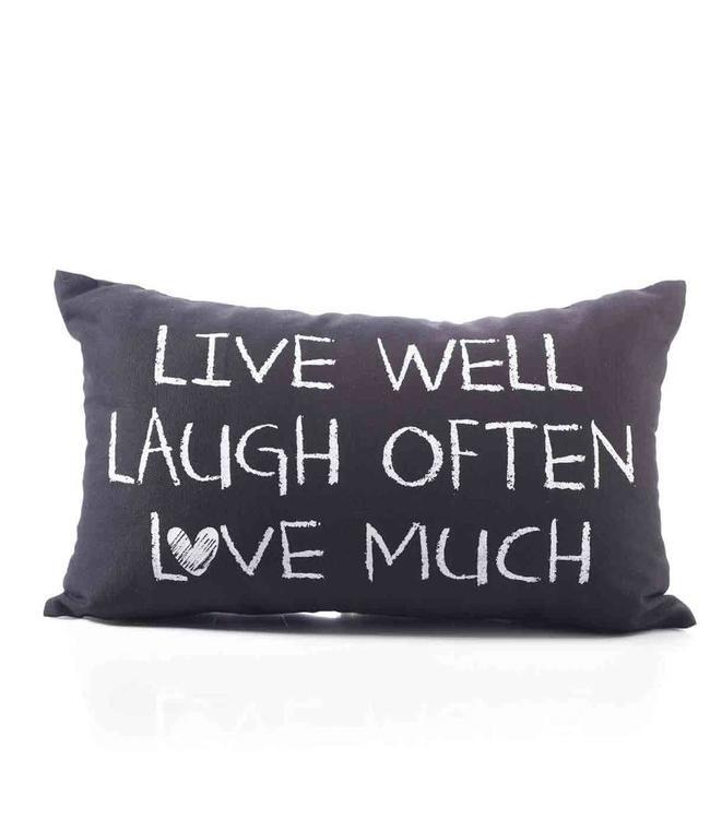 Kissenhülle Live, Laught & Love ♥ Landhausstil