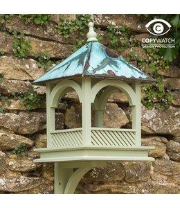 Wildlife World Großes Vogelhaus mit Kupferdach