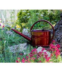Haws Watering Cans Gießkanne Slimcan 5 Liter, Claret