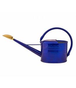 Haws Watering Cans Gießkanne Slimcan 5 Liter, Sapphire