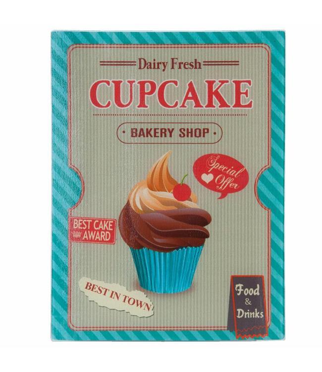"""Schneidebrett """"Cupcake"""""""