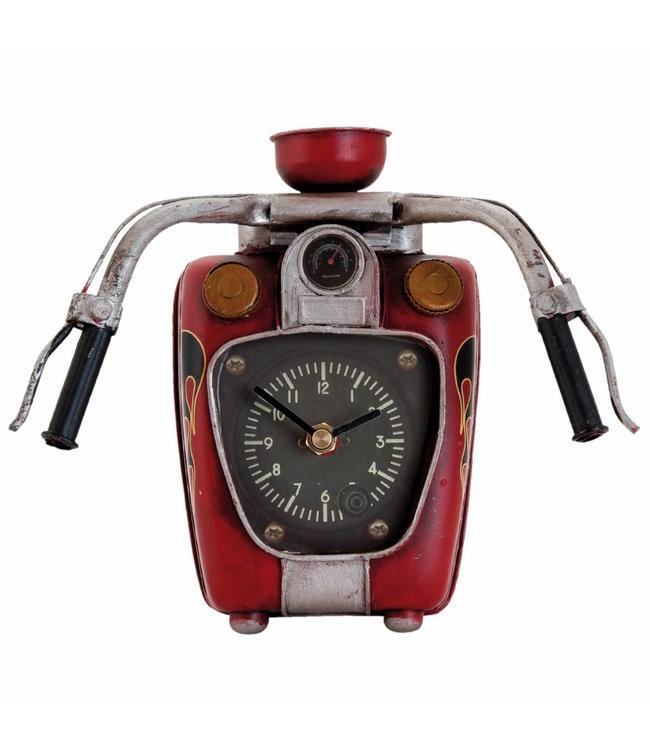 Uhr Motorrad Vintage