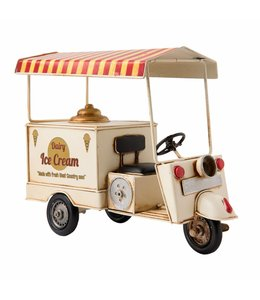 Modell-Oldtimer Eiswagen