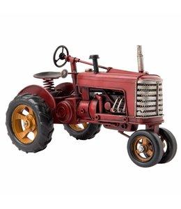 Nostalgischer Traktor, Vintage