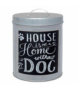 Blechdose für Hundehalter
