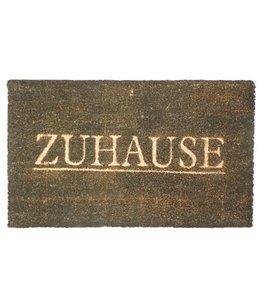 """Fußmatte Landhaus """"Zuhause"""""""