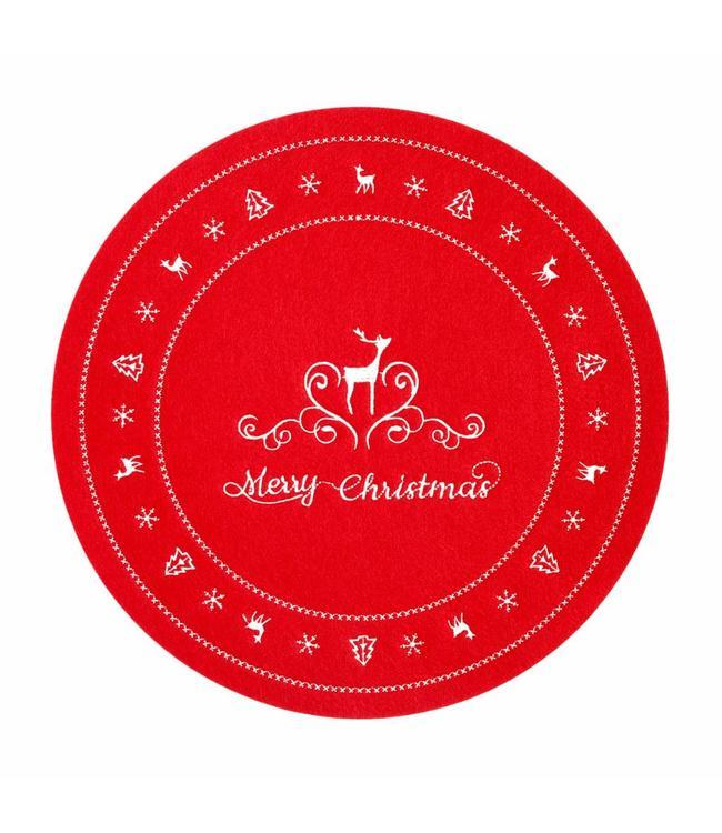 Platzdeckchen Merry Christmas