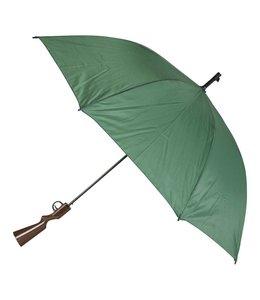 Regenschirm Jagdgewehr