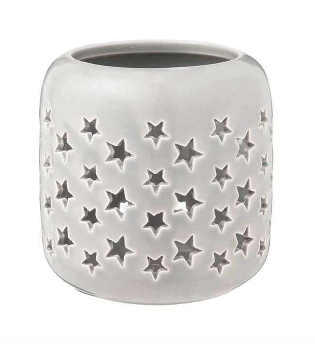 Teelichthalter Sternenzauber - 2er Set