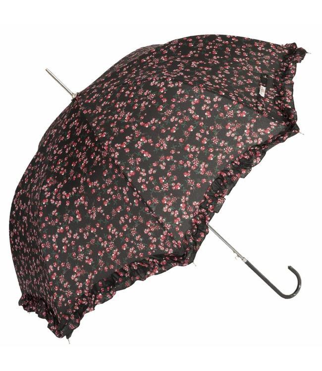 Regenschirm Rosen