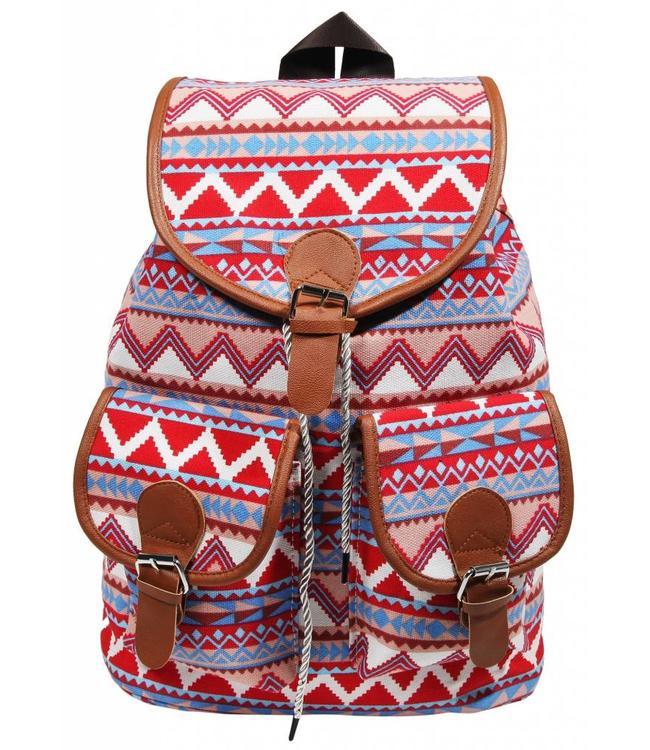 """Vintage Rucksack für Damen """"Emma"""""""