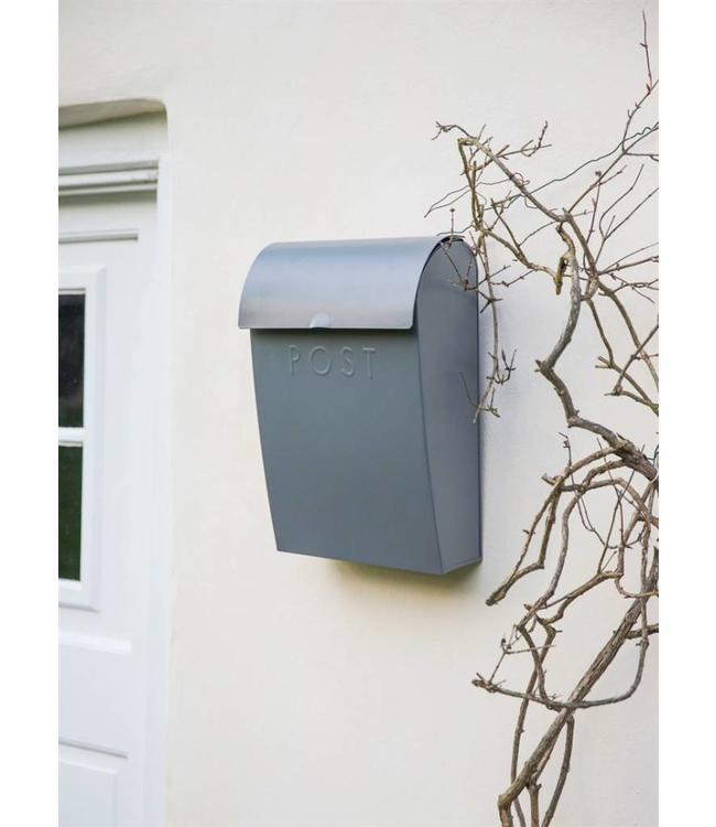 Großer Briefkasten Charcoal