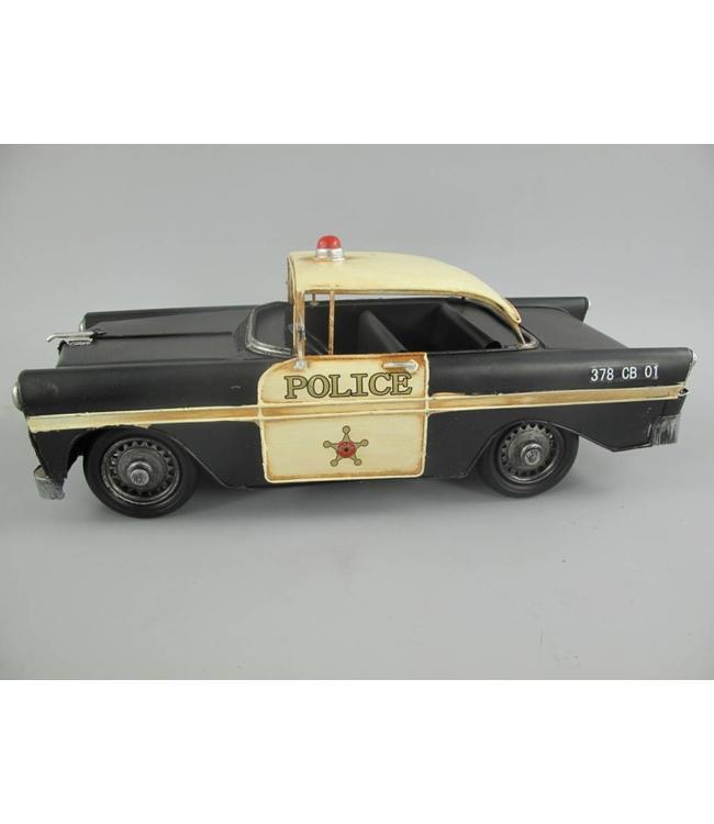 Polizeiauto Antik