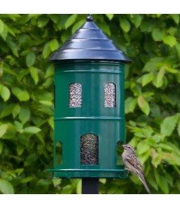 Große Futterstation für Gartenvögel