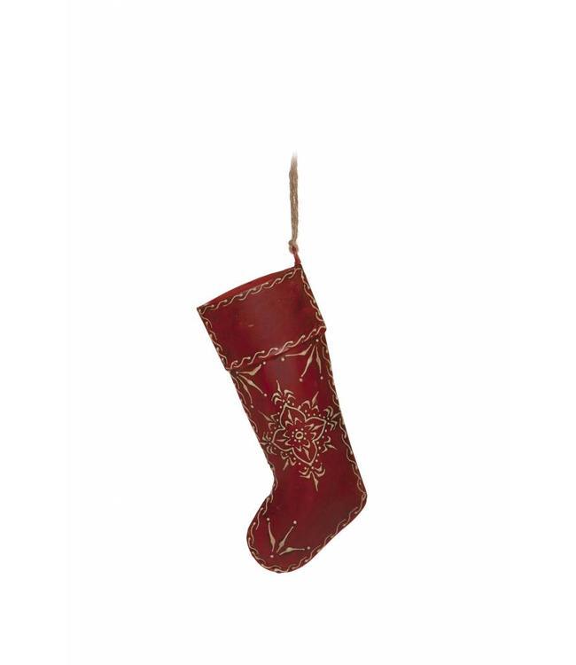 Baumanhänger Weihnachtsstrumpf