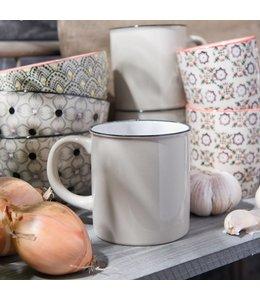 Clayre & Eef Kaffeebecher Keramik