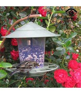 Wildlife World Vogelfutterhaus mit Silo