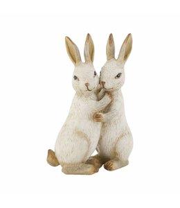 Kaninchen Pärchen