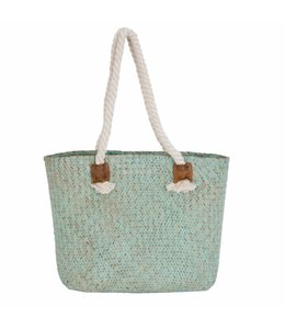 "Shopper ""Vintage-Green"""