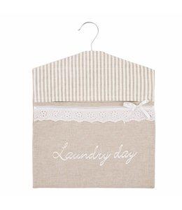 Wäscheklammerbeutel Landhaus