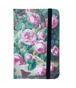 Notizbuch Rosenblüten