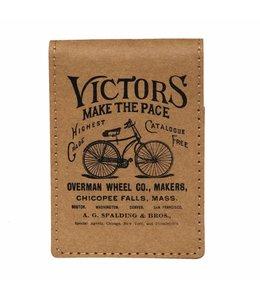 "Notizbücher Vintage Notizbuch ""Victors"""