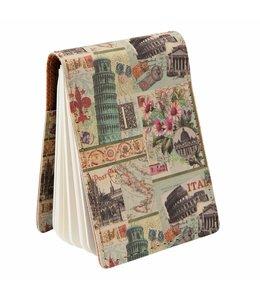 """Notizbücher Vintage Notizbuch """"Italien"""""""