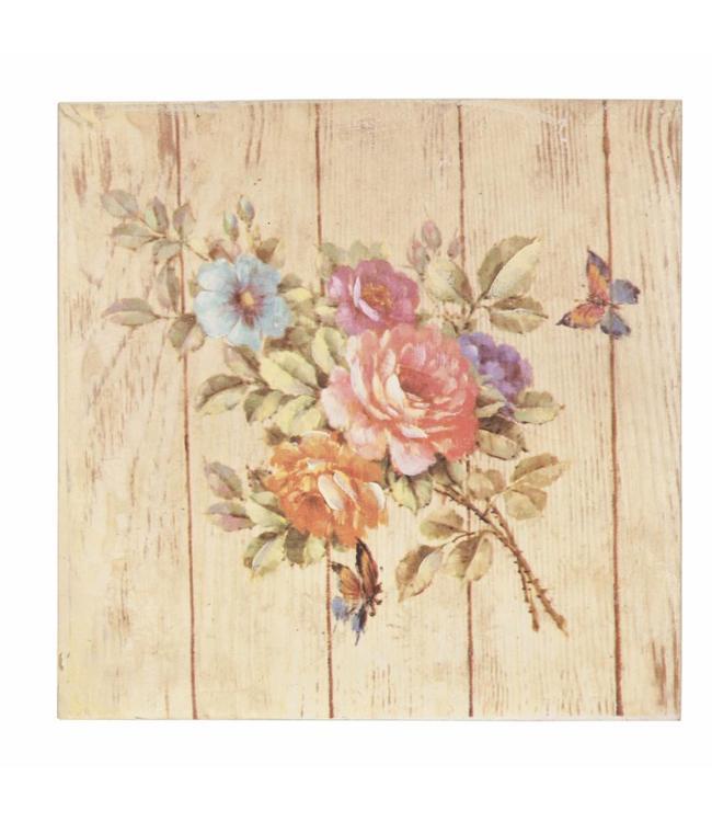 """Bild """"Blumenliebe"""""""