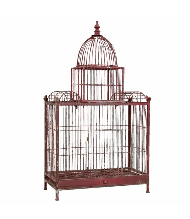 Deko-Vogelkäfig Vintage