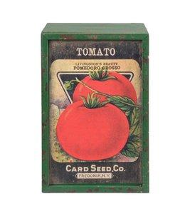 """Aufbewahrungsbox """"Tomaten"""""""