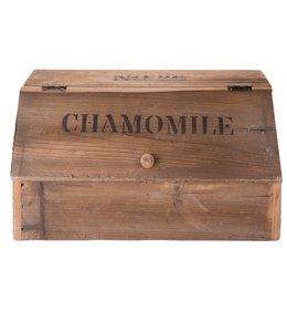 "Holzkiste Landhaus ""Chamomile"""